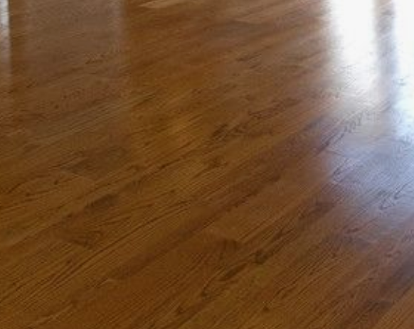 Solid wood floor restoration and reclaiming, Watford