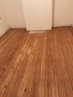 sanded victorian pine woodford
