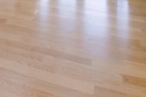 Before and after Solid wood floor sanding and finishing, Westminster