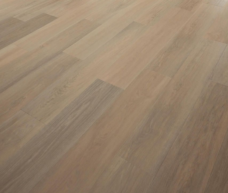 before and after solid wood floor repair, gap filling, and light sanding, Islington