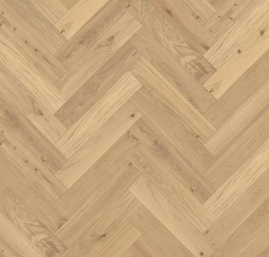 before and after parquet restoration and finishing, Kent