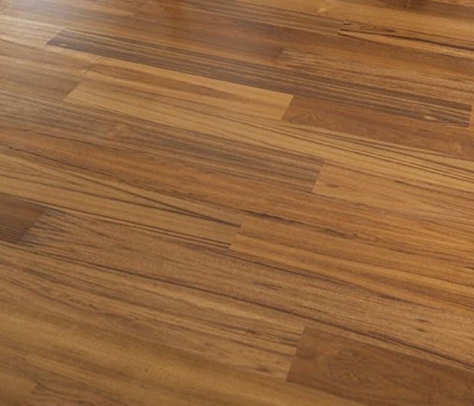 Before and after Engineered floor restoration, Haringey