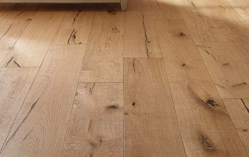 Wood flooring repair and light sanding services, West Bank