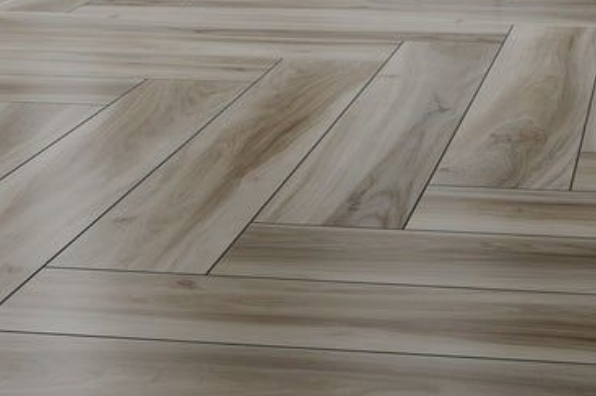 before and after parquet repair, reclaiming, and sanding, Chelsea