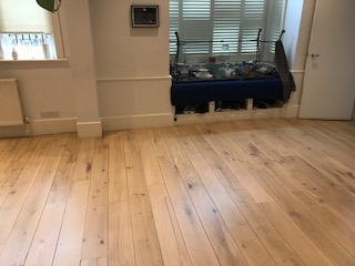 hardwood finishing Hammersmith