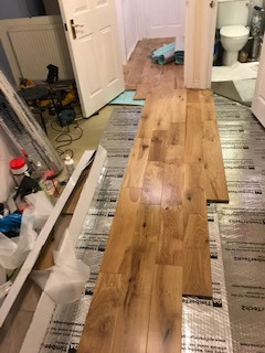 wood flooring Islington-Tufnell Park