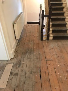 wooden staircases restoration