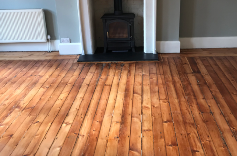 floor reclaiming services