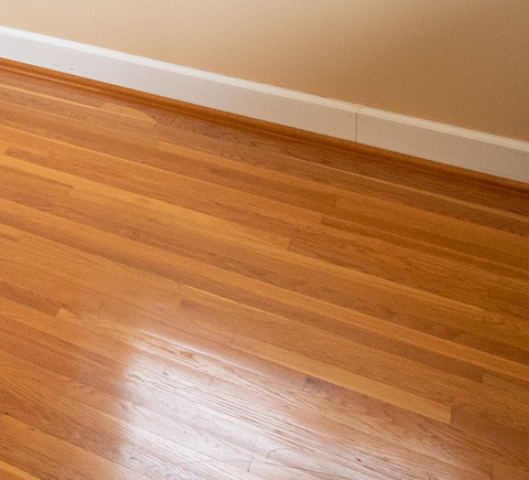 floor staining solid wood