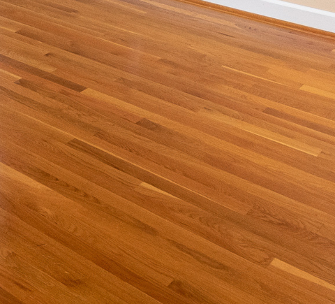 floor staining with lacquer